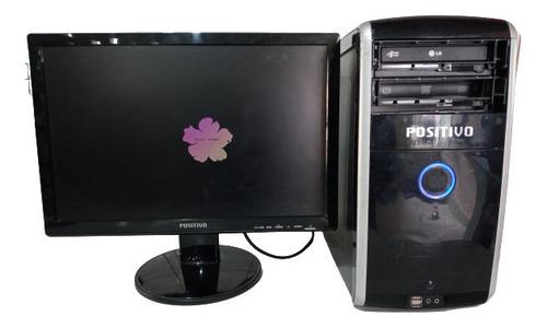 Computador Positivo Com Defeito Com Monitor