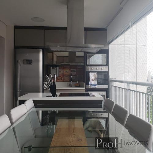 Imagem 1 de 11 de Apartamento 2 Dorms, 1 Suíte E Lazer Completo - R$ 593.000