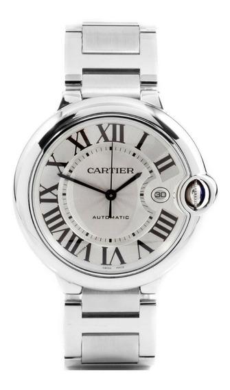Cartier Ballon Bleu 42mm Estado De Zero Completo Promoção!!!