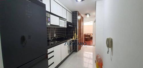 Apartamento Com 3 Dormitórios À Venda, 86 M² Por R$ 449.000,00 - Jardim Flor Da Montanha - Guarulhos/sp - Ap14646