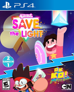Steven Universe Save The Light Ps4 - Audiojuegos