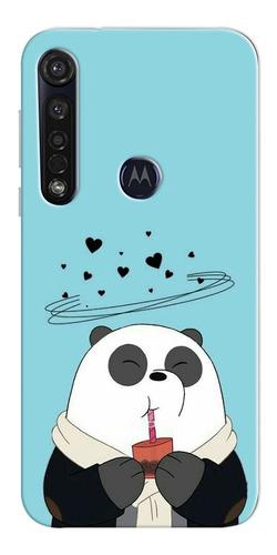 Funda Estuche Forro Escandalosos Panda Xiaomi Nokia Asus