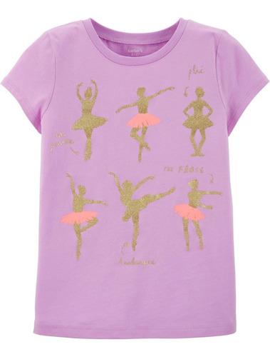 Franela Carter´s Bailarina Talla 8