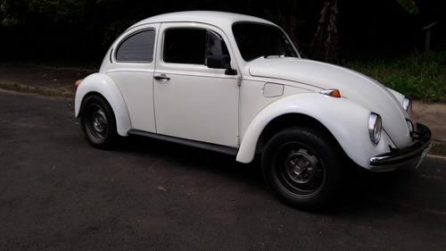 Fusca 85 Motor 1600 Gasolina Carburador Simples Fafá