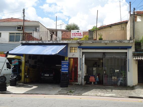 Casa Para Venda, 1 Dormitórios, Jaguaré - São Paulo - 1454