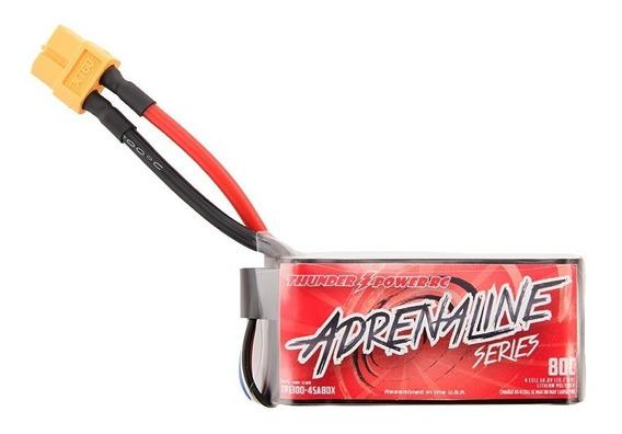 Lipo Thunder Power 1300mah 4s 80c Adrenaline Series