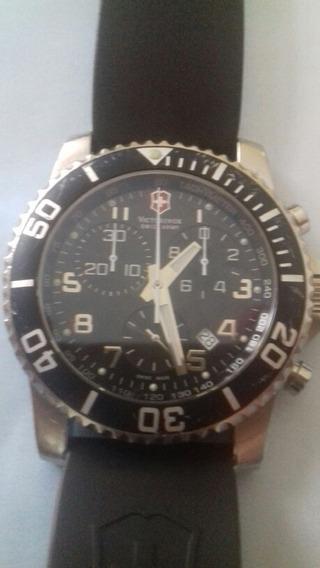 Relógio Victorinóx Maverick Swiss Army 100 Metros Usado