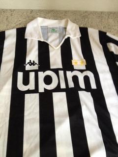 Camisa Juventus De Turim Decada De 80 Excelente Estado