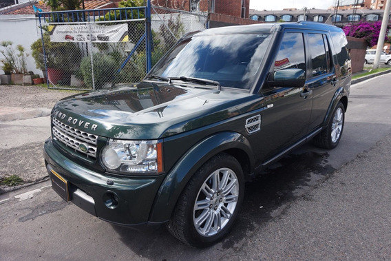 Land Rover Discovery 4 5.0 V 8 Hse