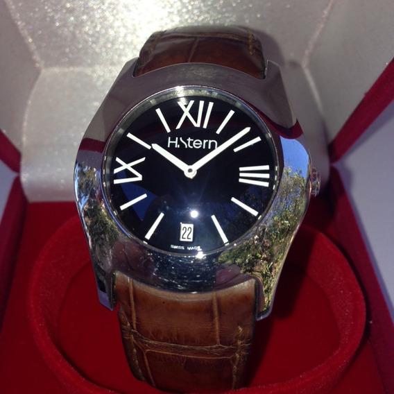Relógio H Stern Em Aço Original