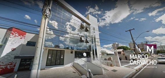 Sala Comercial, Centro, Elevador, Garagem,portaria 24 Hrs - Sa0013
