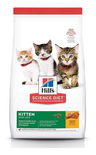 Hills Gato Kitten 7 Lb + Envío Grati - kg a $42333