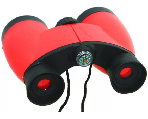 Binoculo Arca: Barclona Infantil 4x Vermelho