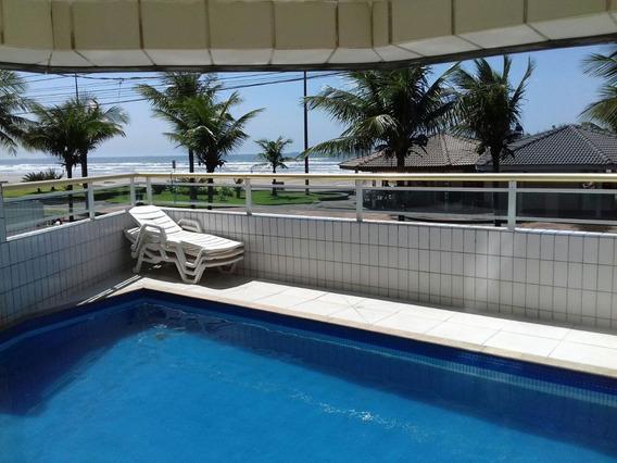 Apartamento Frente Para O Mar Em Praia Grande Litoral Sul