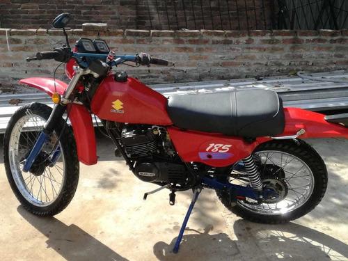 Susuky  Ts185