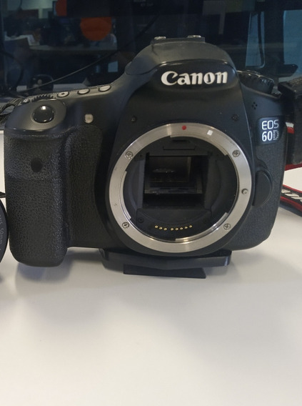 Canon 60d Impecável (corpo)