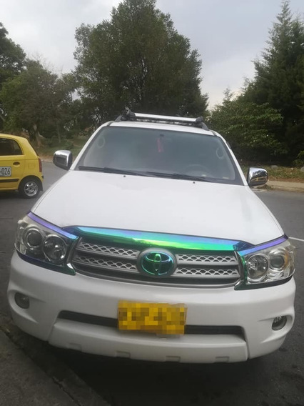 Toyota Fortunner 2.7 Urbana