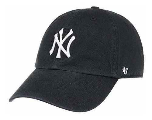 '47 Mlb New York Yankees Brand - Gorra Ajustable De