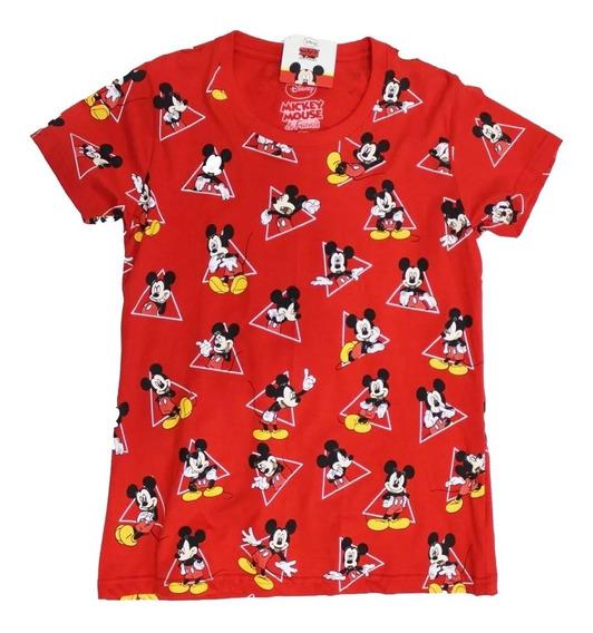 Remera Disney Mujer (0053)