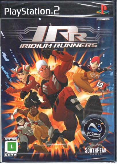 Iridium Runners Ps2 Game Original Lacrado