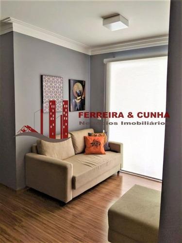 Imagem 1 de 15 de Excelente Apartamento Para Venda No Bairro Vila Guilherme - Fc696