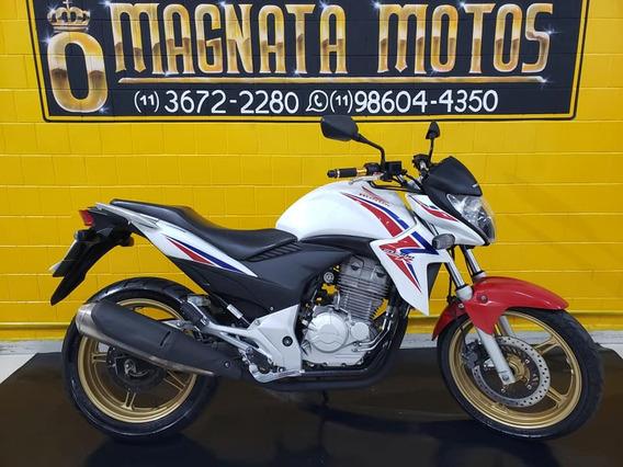 Honda Cb 300 - 2015 - Branca - Km 33 000 - 1197740-1073