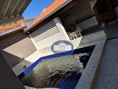 Casa Reformada Com Piscina! - Ca1222
