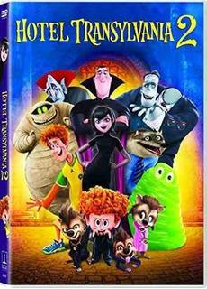 Dvd : - Hotel Transylvania 2 (dolby, Ac-3, Widescreen, )