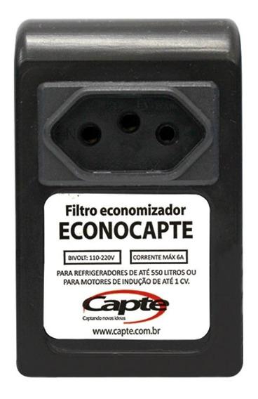 Economizador Inteligente De Energia Econocapte, Bivolt