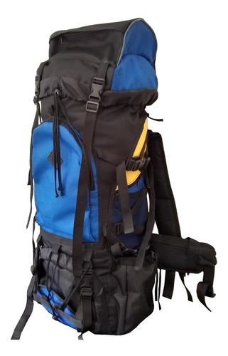 Bolso Mochilero De 75litros Mamut -excursión ,camping, Viaje