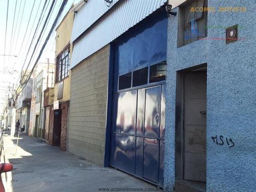 Galpões Para Alugar  Em São Paulo/sp - Alugue O Seu Galpões Aqui! - 1322014