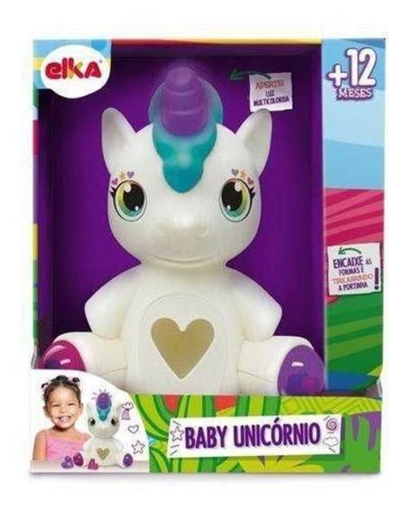 Brinquedo Bebê Unicórnio Baby Infantil Promoção