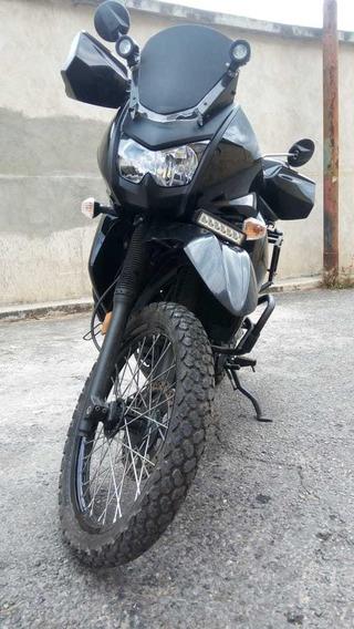 Kawasaki Klr 650.. Se Rifa 35 Verds El Numero