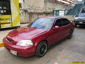 Honda Civic Ex - Sincronico