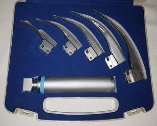 Laringoscopio Macintosh 5 Ramas Med