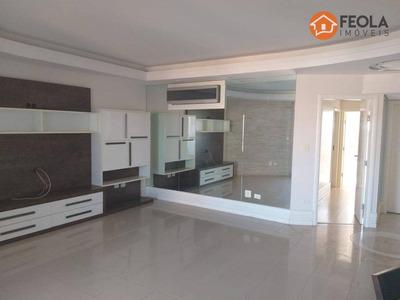 Apartamento Alto Padrão Com 03 Dormitórios - Ap0303