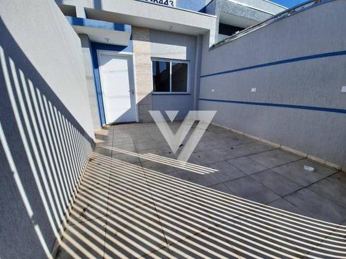 Imagem 1 de 17 de Casa Com 2 Dormitórios À Venda, 55 M² Por R$ 160.000,00 - Jardim Eucalíptos - Sorocaba/sp - Ca1432