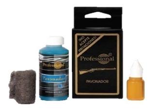 Pavón Profesional Para Armas Kit Completo