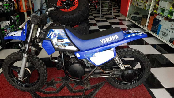 Yamaha Pw 50 Cc 2018 Moto Cross Mini