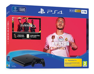 Consola Ps4 Playstation 4 Slim 1 Tb Fifa 2020 Físico