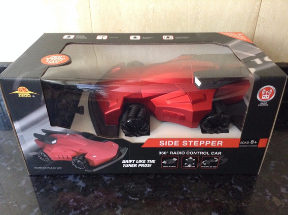 Carro Radio Control Remoto Side Stepper