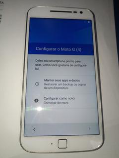 Celular Motorola Moto G4 Plus Com 32gb E Nf Original