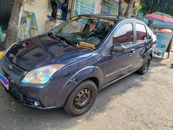 Ford Fiesta 1.6 First Aa Sedan At 2008