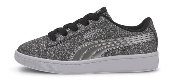 Zapatillas De Niña Puma Vikky V2 Glitz Bebe/ Brand Sports