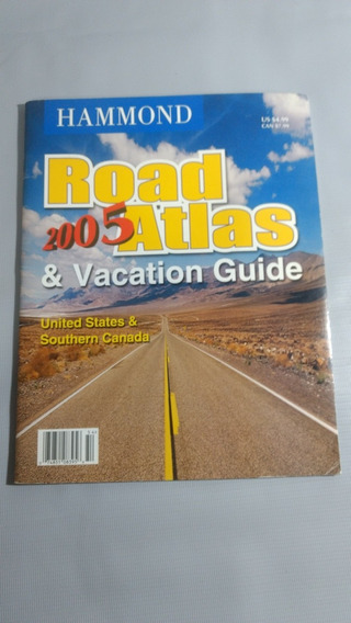Revista Em Inglês Road 2005 Atlas & Vocation Guide