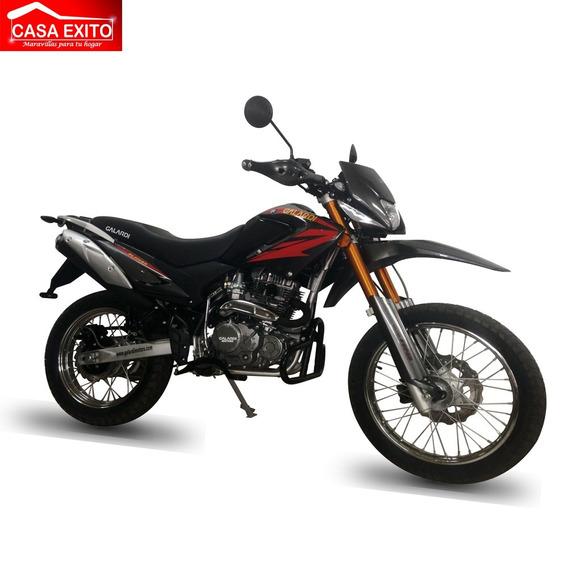 Moto Galardi Gl300tt 300cc Año 2020 Color Negro-plata
