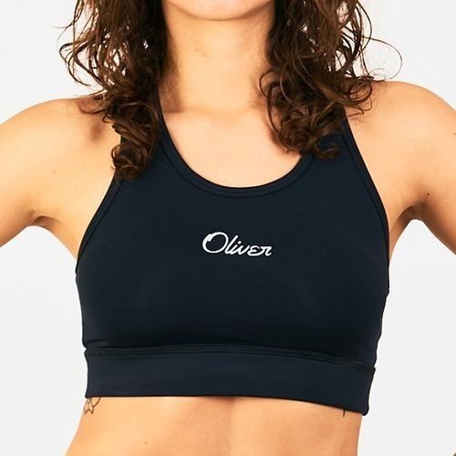 Top Mujer Black Classic Oliver