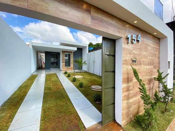 Casa 3 Quartos À Venda São J. De Bicas. Imperdível! - Ibl1101