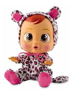 Cry Baby Niñas Lea Baby Doll