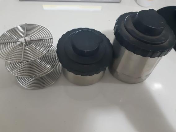 Kit Revelação Tanque (2x135mm) E Espirral 35mm